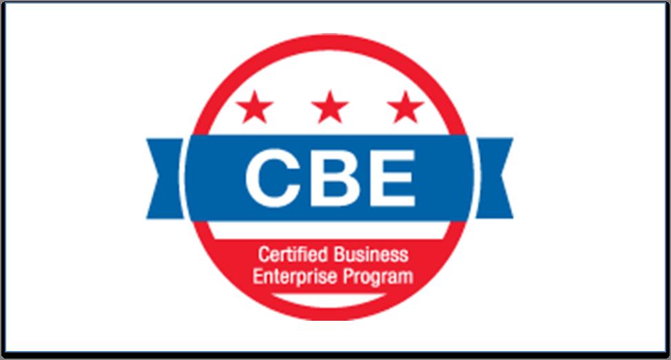 Certified Business Enterprise logo