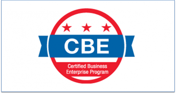 Certified Business Enterprise logo