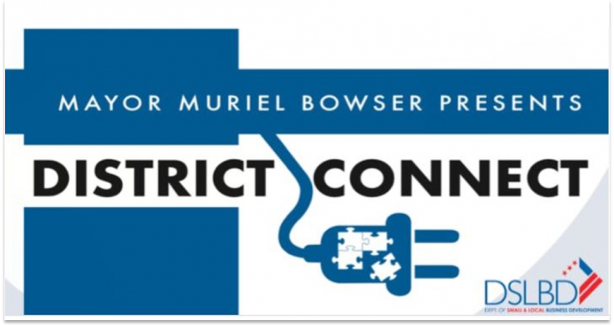 District Connect 2019 logo