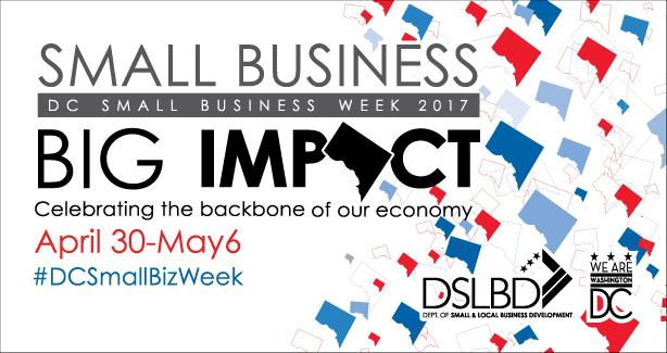 Small Business, Big Impact April 30-May 6