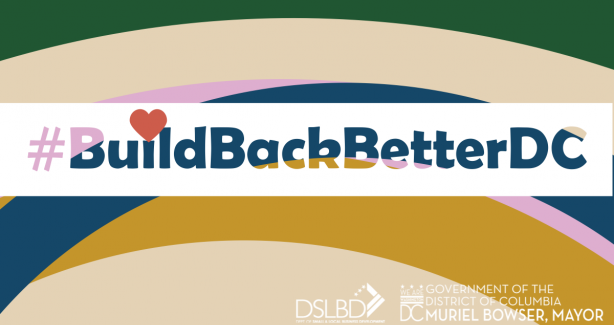 DSLBD Build Back Better Video Series