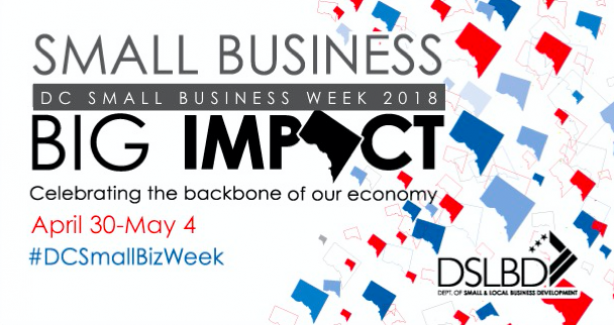 Small Business, Big Impact April 30-May 4
