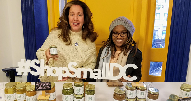 'Tis the season to #ShopSmallDC!