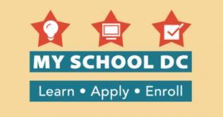 MySchool DC Logo